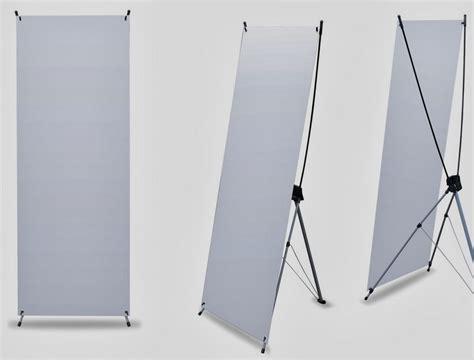 ukuran membuat x banner ukuran x banner dan material yang paling sering digunakan