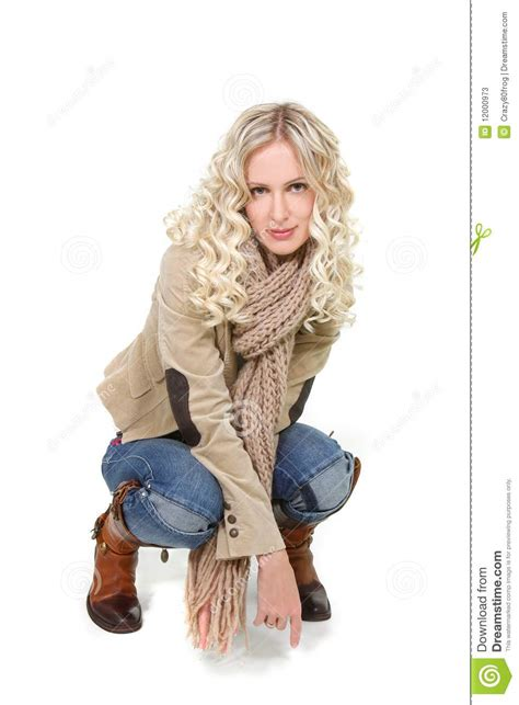 woman in winter clothing beautiful woman in winter clothes stock photos image