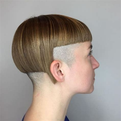 haircut half inch touching ears top 40 awesome women s undercut hairstyle for short hair