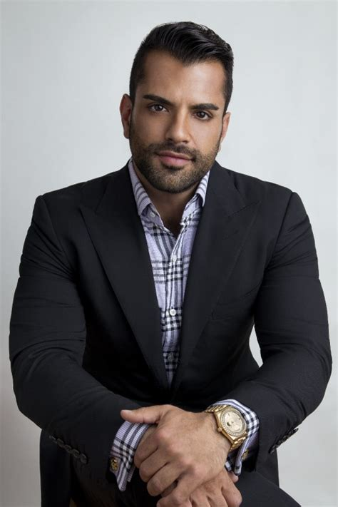 shervin from shahs of sunset shervin roohparvar on success crazy women and bravo s