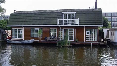 te koop woonboot rotterdam gordelpad 15 rotterdam youtube