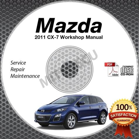 auto repair manual online 2011 mazda cx 7 parental controls 2011 mazda cx 7 service manual cd 2 5l 2 3l turbo repair workshop cx7
