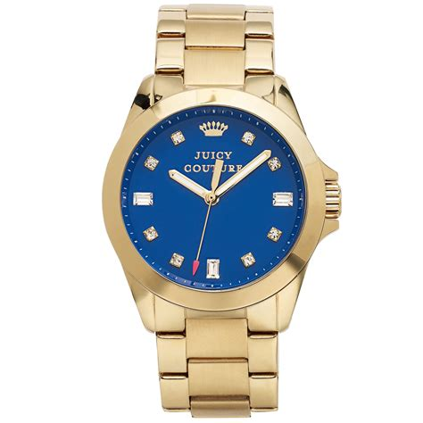 Jam Marc Tether Three Stainless Steel Two Tone couture s stella gold tone stainless steel