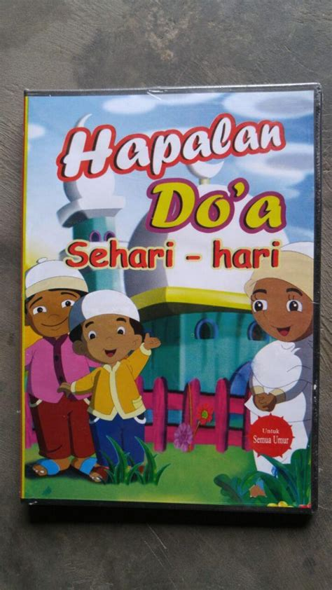Vcd Peterpan Slalu Untuk Sahabat 2 Vcd vcd hapalan doa sehari hari untuk semua umur toko muslim title