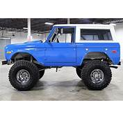 1975 Ford Bronco  Post MCG Social™ MyClassicGarage™