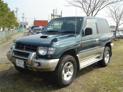all car manuals free 1997 mitsubishi pajero security system mitsubishi pajero gr 1997 used for sale