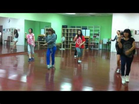 dance tutorial electric shock fx electric shock kpop dance class la youtube
