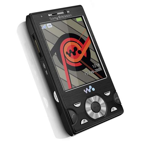 Hp Sony W995 sony ericsson w995 phone photo gallery official photos