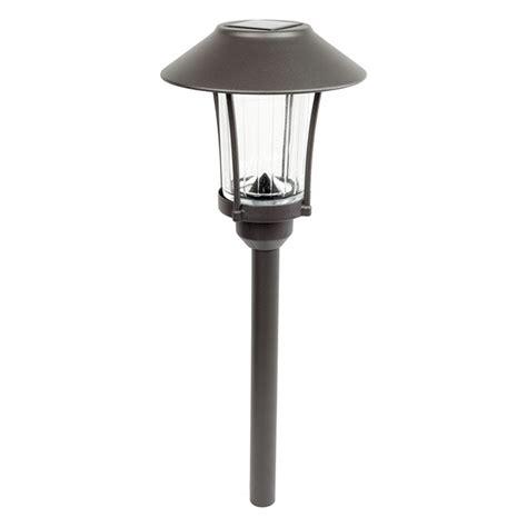 Alpan Solar Garden Lights Alpan Glass Solar Light 5 Lumens Gray Strategic