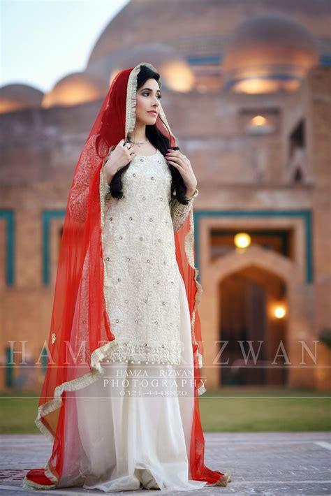 idea  yaman aslam  pakistani wedding dresses nikah