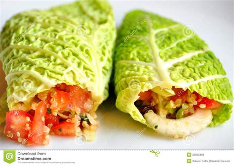 food diet food diet concept with cabbage wraps royalty free stock photos image 29950468
