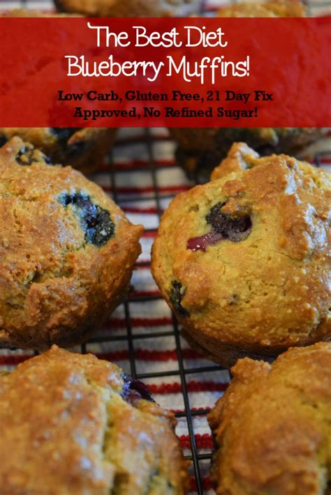 Diet Foods Muffins by Awesome Diet Blueberry Muffins Low Carb Gluten Free 21