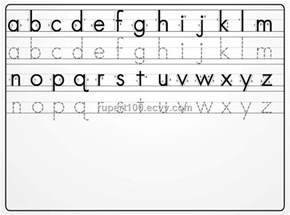 learning to write alphabet templates learning to write the alphabet coffemix