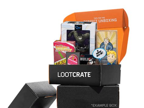 loot games themes ultimate holiday bundle loot crate mystery bundle 5 6 items stacksocial