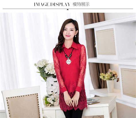 Murah Lu Natal Paling Panjang kemeja merah natal import terbaru jual model terbaru murah
