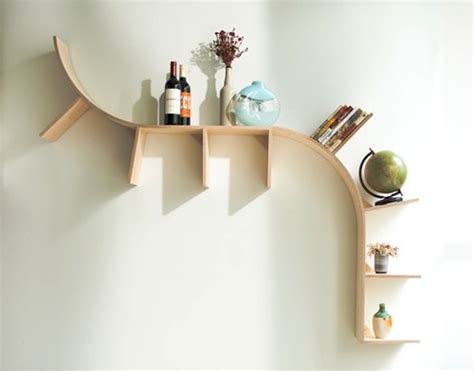 unusual shelving 30 great floating shelves ideas