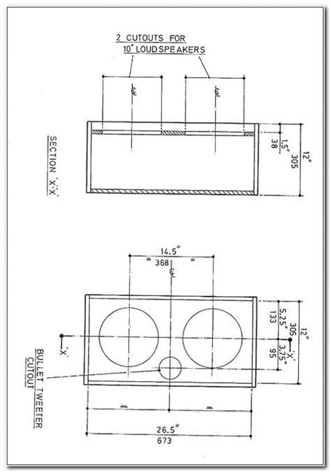 12 inch guitar speaker cabinet plans 12 inch bass guitar cabinet cabinet home design ideas