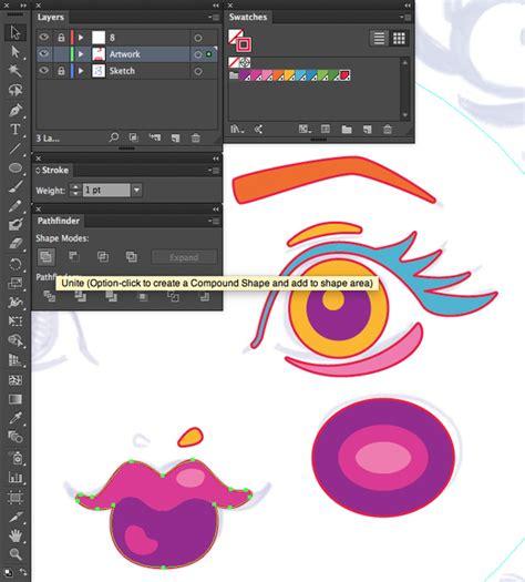 paste pattern into shape illustrator design an international women s day wall decal in adobe
