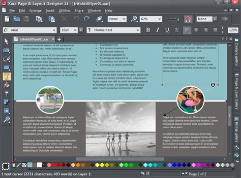 page layout design software free download craft layout software fmpro layout diff website