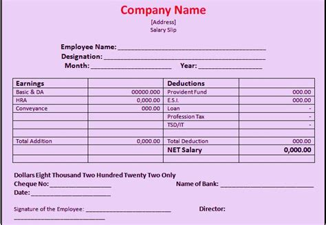 top five free and paid templates on cacoo store nulab inc salary slip format in excel free download free download