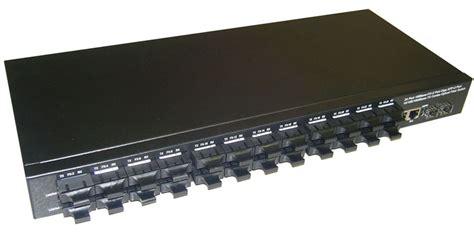 Switch Fiber Optic 24 Port china apply ftth and fttb 24 100base fx 2 giga port