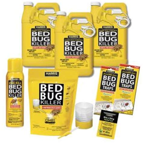 bed bug treatment home depot harris bed bug commercial kit bbkit bizvp the home depot