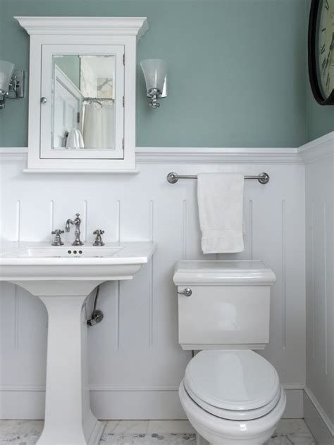 chair rail bathroom 1000 ideas about bathroom paneling on pinterest small
