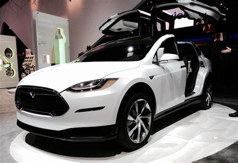 suv tesla tesla model x the electrifying suv techgage