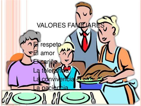 imagenes que representan valores familiares valores familiares
