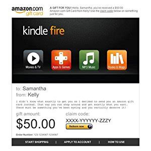 Can You Use A Kindle Fire Gift Card On Amazon - can i use an amazon gift card for kindle books