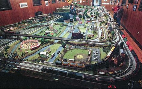 n scale model train layouts for sale o scale layouts