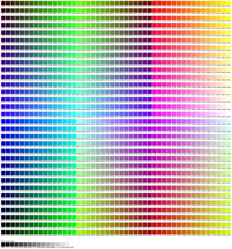 html color finder best hex colour chart orginal image will zoom so you can