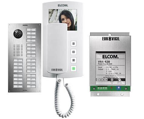 Samsung Multi Apartment Door Phone Apartment Door Phone System Eurovigil
