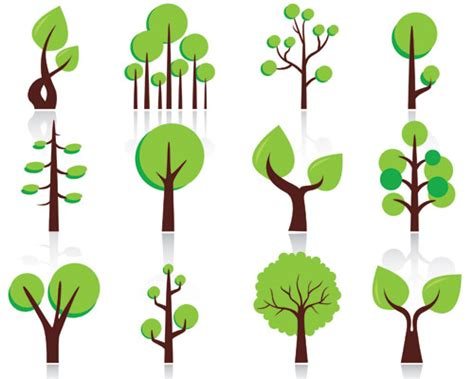 Free Trees Vector Download Free Clip Art Free Clip Art On Clipart Library Logo With Abstract Tree Vector Free