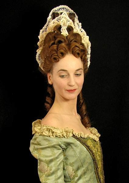 19th Century Hairstyles by Hair Flowers Pearls Feathers Ship Bun Roses Hairstyles