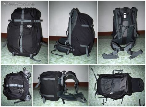 Ransel Bag Eiger 2459 30 Liter tips memilih backpack dua ransel
