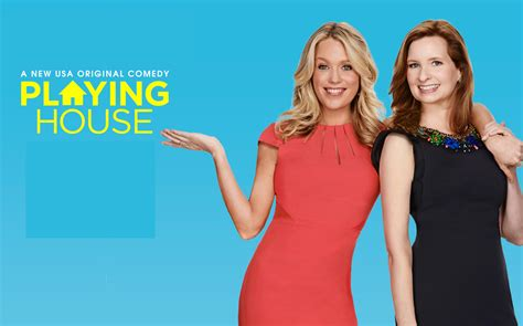 playing house episodes playing house cancelled or renewed for season 3 renew cancel tv