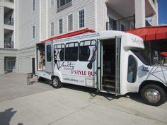 puppi buss style by vanity salon on buses vanities and hair mak