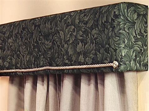 How To Make A Fabric Covered Valance Box 301 moved permanently