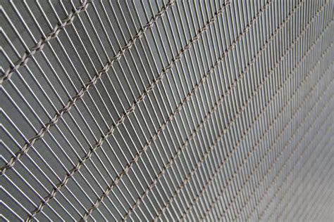 Metall Vorhang Vom Kunsthaus In Mannheim Foto Bild