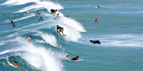 Surfers Australia by Enraged Surfer Allegedly Stabs Morlock In The Eye