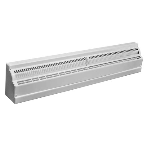 truaire 48 in steel baseboard diffuser supply 121sw 48