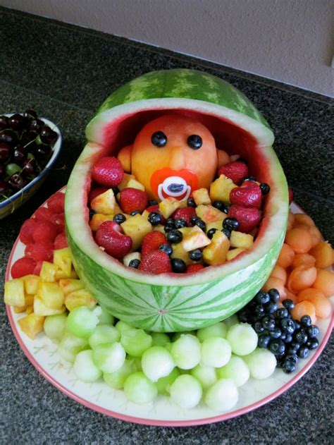 Watermelon Crib For Baby Shower Watermelon Baby Shower Ideas Babywiseguides