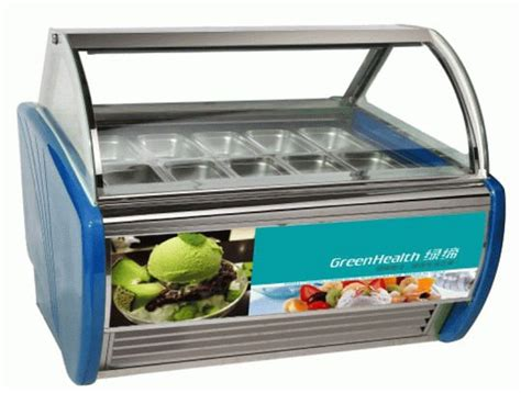 Freezer Gelato commercial display freezer gelato freezer showcase buy freezer gelato