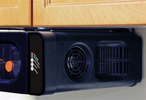 cabinet mount wine cooler space saving cabinet wine cooler sharper image