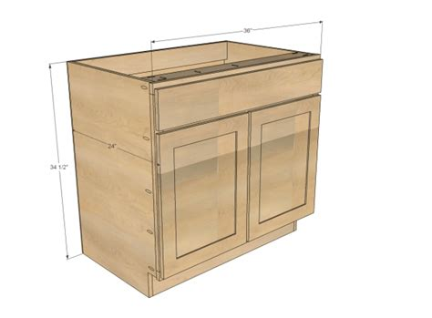 cheap kitchen base cabinets 21 diy kitchen cabinets ideas plans that are easy