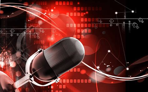 wallpaper abyss music microphone full hd wallpaper and background image