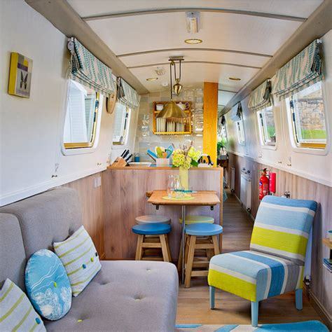 design interior narrowboat stunning canal boats you ll want to set sail in ideal home