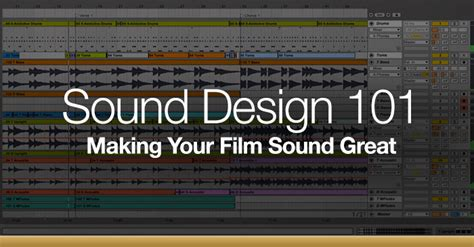 stencil 101 make your sound design 101 making your film sound great the beat a blog by premiumbeat