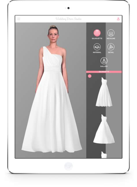 Virtual Wedding Dresses